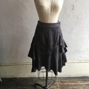 Marc Jacobs Silk Skirt